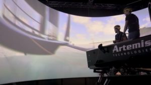 World's Most Advanced Marine Simulator With Digital Twin Capability Unveiled