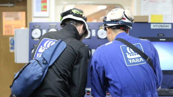 Yara Marine Technologies reaches all-time high service and after sales numbers in January and February despite coronavirus heavily affecting the scrubber market