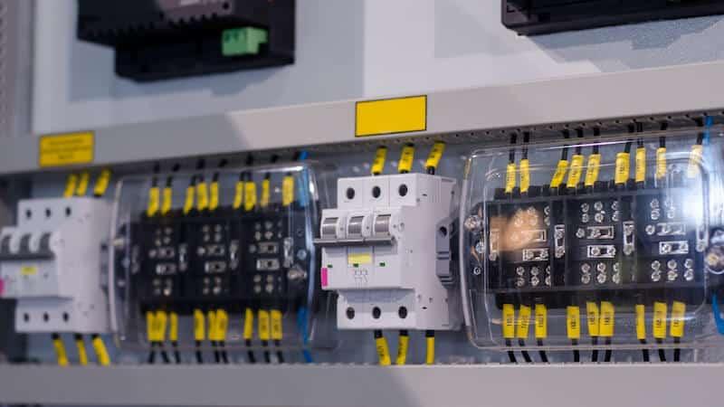 lighting distribution panel