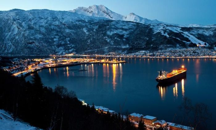 norway's hydrogen production plant - IMO Sustainable goals