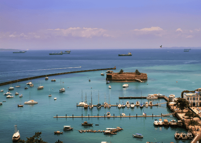 port of salvador