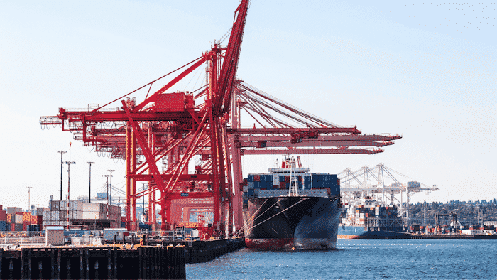 shipping terminal charges