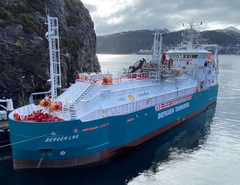 Bergen Tankers – Bergen LNG
