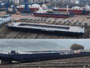Combi-Lift-damen-barge-111m-launch