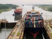 Panama,City/panama-07/20/2019,Photo,From,Panama,Canal,In,Panama
