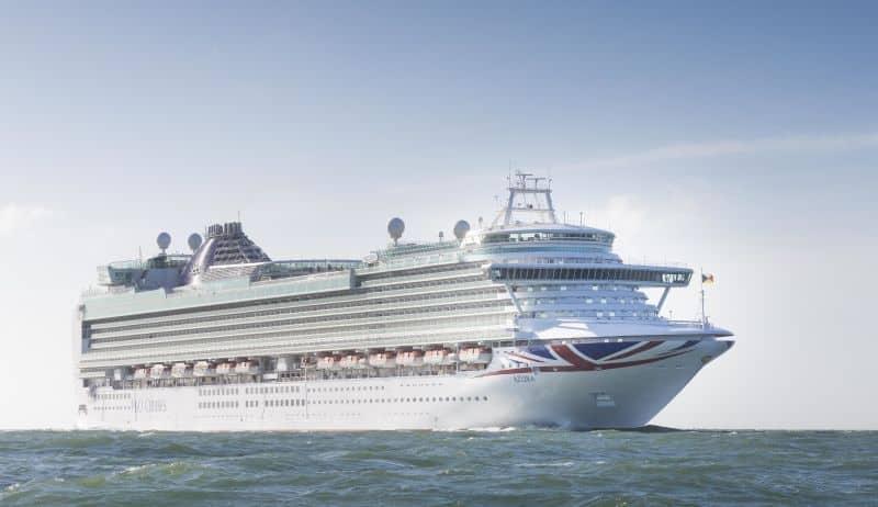 P&O Cruises – Azura
