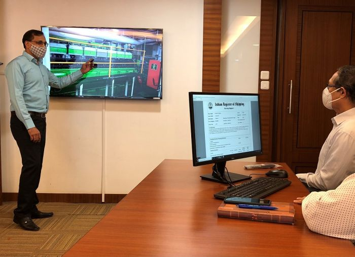 Panama Maritime Authority Approves IRClass To Conduct Remote Surveys