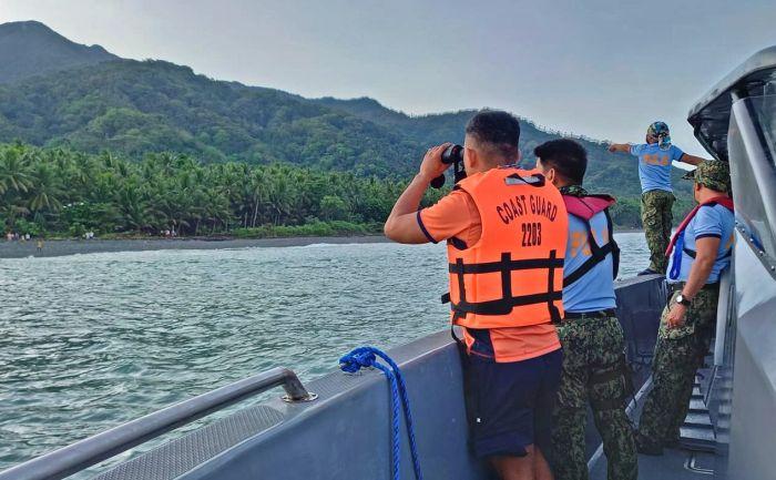Philippine Coast Guard Representation