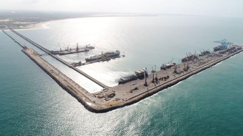 Port Of Pécem