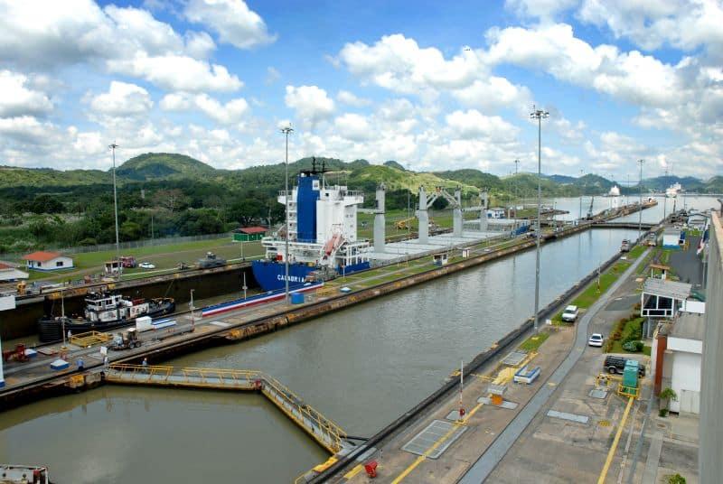 SIDMAR Panama canal