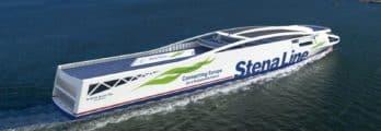 Stena Elektra - Stena Line-Peter Mild