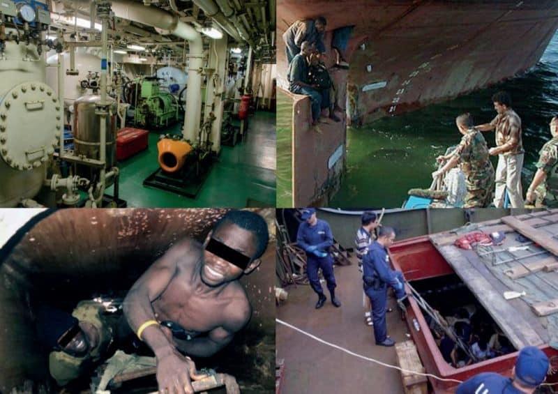 Stowaways - human rights at sea
