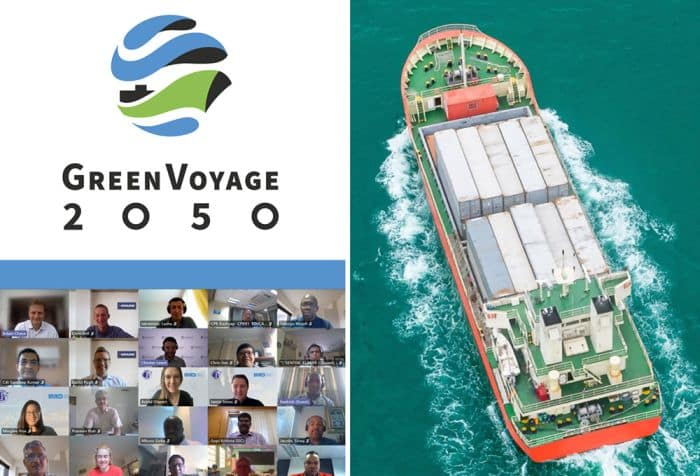 Towards greener voyages with new alternative fuels workshop package