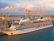 Viking Cruises venus at Fincantieri ancona