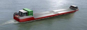 World's First Hydrogen Cargo Vessel Set For Paris Debut
