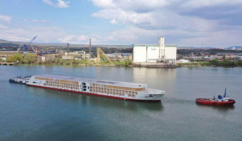 a rosa river cruise ship