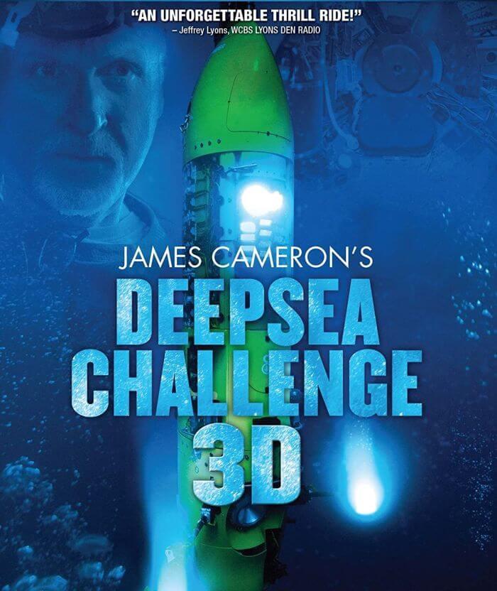deepsea challence