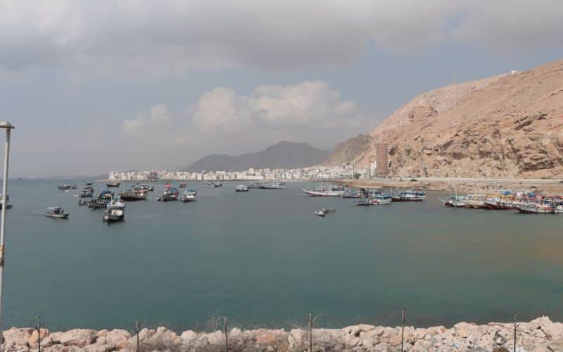 Port of Mukalla In Bad Shape Due To War
