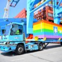 rainbow containers arriving