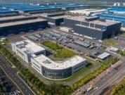 Alfa Laval Qingdao factory