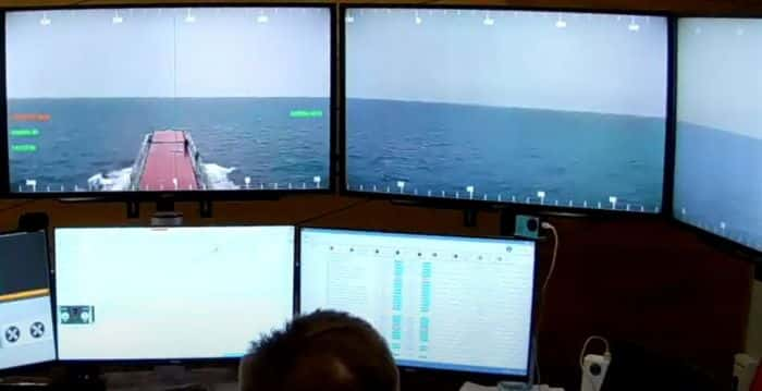 Autonomous Navigation In Real Operation