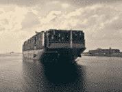 CMA CGM LNG container ship
