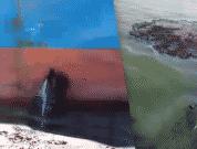 COSCO-Bulker-Oil-Spill