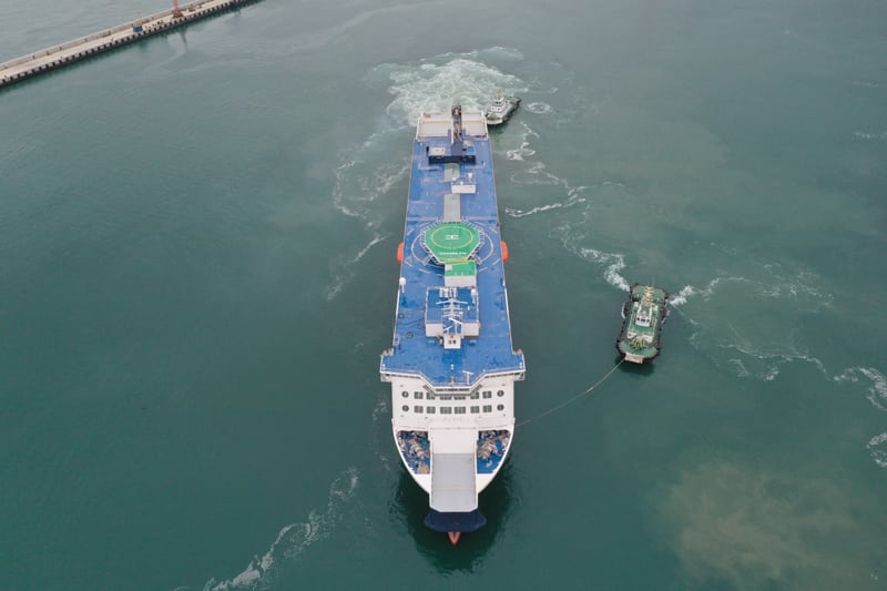 Cote-d-Opale-delivered-to-DFDS