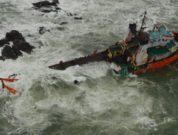 Cyclone Tauktae barge adrift - rescue