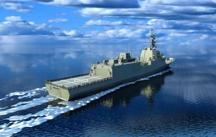 Fincantieri To Build The Second Constellation-class Frigate For The Us Navy The Order Comes Only One Year After The Award For The First Vessel