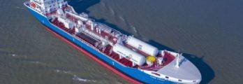 Furetank chemical tanker - FURE VINGA