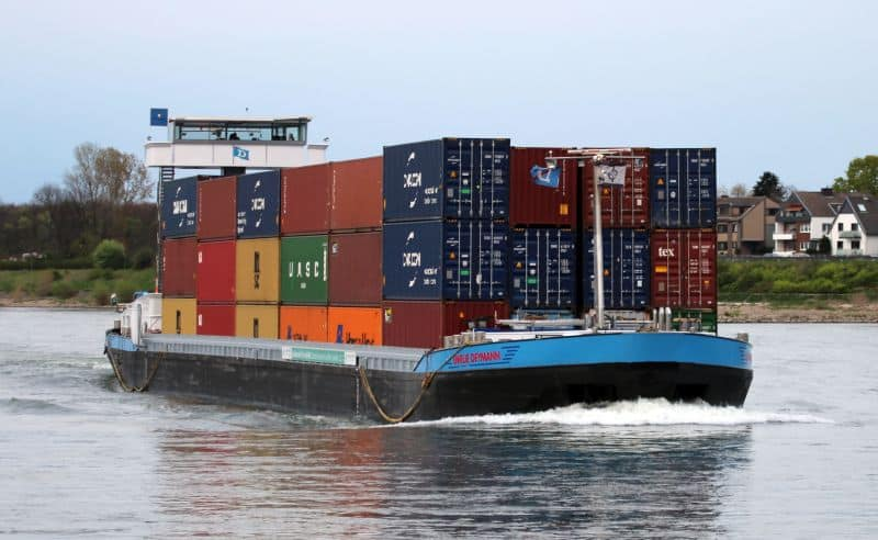 GAC onboard for Sweden's first inland shipping shuttle service