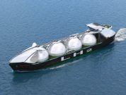 KHI Develops World's Largest Volume Cargo Storage Facility For Large Liquefied Hydrogen Carriers