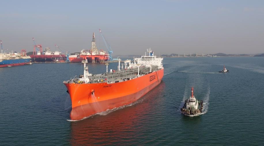 KSME Wins Order For 4 Ultra-Large LPG Ships Worth KRW 366 Billion