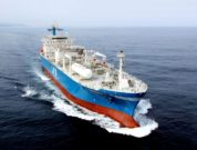 KSOE Wins Order For Two Dual-Fuel LPG Ships