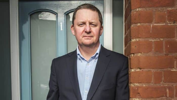 Mark Dickinson is the Seafarers Group spokesperson at the International Labour Organizations' Joint Maritime Commission