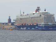 Mein Schiff 1 in Stockholm