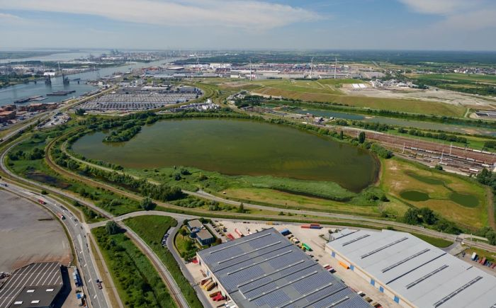 PIONEERS consortium coordinated by Port of Antwerp takes the lead in the greening of European ports