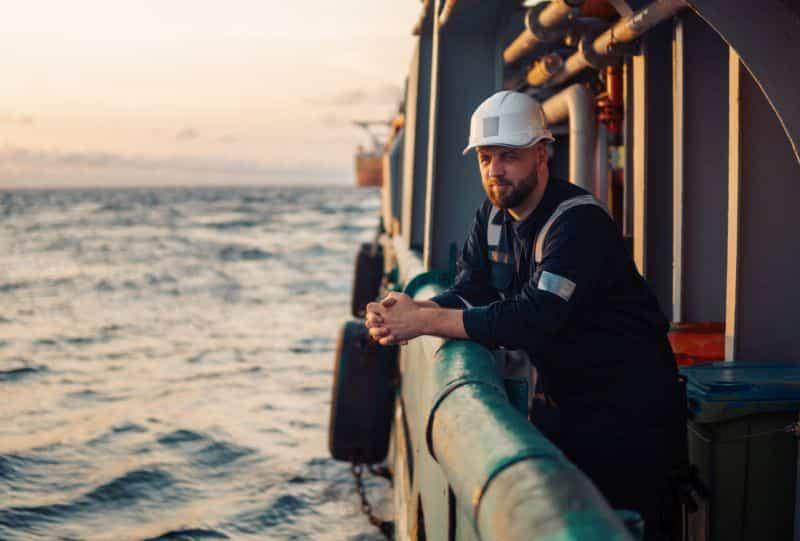 Seafarer - Maritime Worker