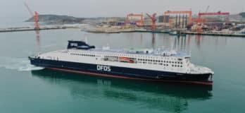 Stena-RoRo's-E-Flexer-Côte-d'Opale-delivered-to-DFDS