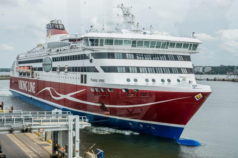 Viking XPRS - Port Of Tallinn