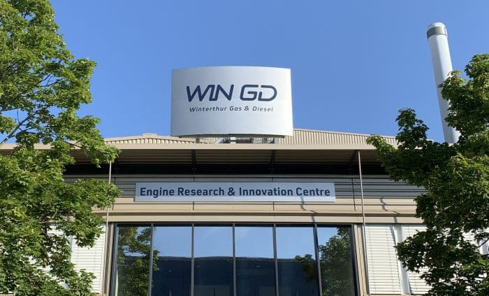 WinGD's Engine Research & Innovation Centre, Switzerland
