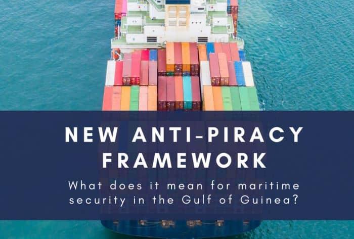 anti piracy network - gulf of guinea