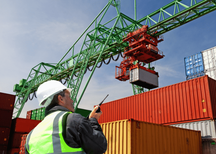 freight forwarding process