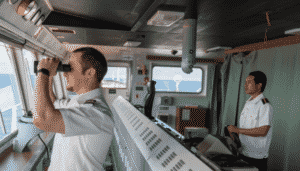 ship deck officers