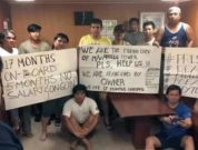 13 Filipino Seafarers stuck in china for 17 months