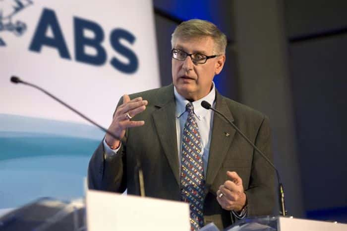 ABS CEO President and chairman