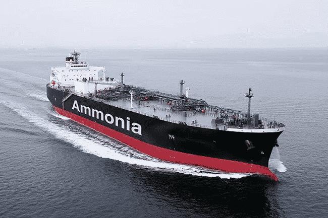 Ammonia Carrier
