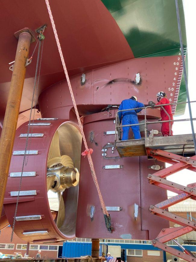 General Cargo Vessel Arklow Artist