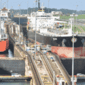 How the Water Locks of Panama Canal Work